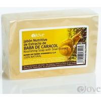 eJove - Jabon Nutritivo Baba de Caracol Schneckenschleim-Seife 125g Stück produziert auf Gran Canaria
