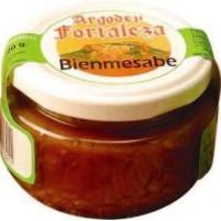 Argodey Fortaleza - Bienmesabe Honig-Mandel-Aufstrich Glas 120g produziert auf Teneriffa