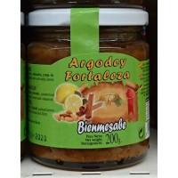Argodey Fortaleza - Bienmesabe Honig-Mandel-Aufstrich 200g produziert auf Teneriffa