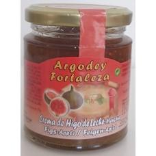 Argodey Fortaleza - Confitura Crema de Higo de Leche-Manzana Feige-Apfel-Konfitüre 250g produziert auf Teneriffa
