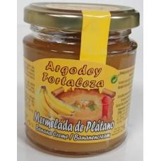 Argodey Fortaleza - Mermelada de Platano Bananen-Marmelade 250g produziert auf Teneriffa