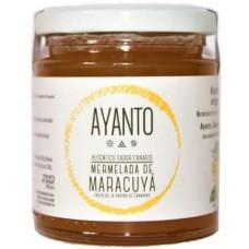 Ayanto - Mermelada de Maracuya Maracuja-Marmelade 250g Glas produziert auf La Palma