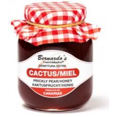 Bernardo's Mermeladas - Cactus-Miel Kaktuskonfitüre mit Honig 240g produziert auf Lanzarote