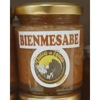 Dulces de Tejeda - Bienmesabe Honig-Mandel-Aufstrich Glas 270g produziert auf Gran Canaria