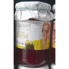El Masapè - Mermelada de Cactus 66% Fruta Marmelade aus grünen Kaktusfeigen 400g produziert auf La Gomera
