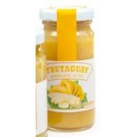 Frutaguay - Mermelada Extra Platano Bananen-Marmelade 100g produziert auf Teneriffa