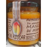 Isla Bonita - Mango de Mogan Mermelada Sin Azucar Marmelade ohne Zuckerzusatz oder Süßstoffe 260g produziert auf Gran Canaria