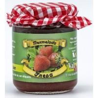 Valsabor - Mermelada de Fresa Erdbeer-Marmelade Glas 250g produziert auf Gran Canaria