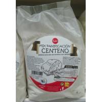 Trabel - Mix Panificacion Centeno Roggenbrot Backmischung 500g Tüte produziert auf Gran Canaria