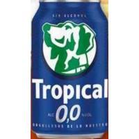 Tropical - 0,0 Cerveza Sin Alcohol alkoholfreies Bier 330ml Dose produziert auf Gran Canaria
