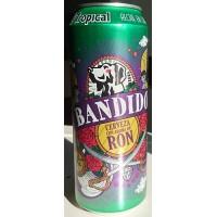 Tropical - Bandido Cerveza & Ron Bier & Rum 5,9% Vol. Dose 500ml produziert auf Gran Canaria
