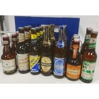Viva - Cerveza Mix Caja gemischte Kiste kanarisches Bier 20 Flaschen inkl. Pfand produziert auf Gran Canaria