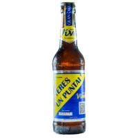 Viva - Rubia Cerveza kanarisches Bier 4,9% Vol. 20x 330ml Glasflasche inkl. Pfand produziert auf Gran Canaria