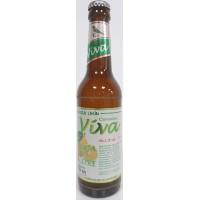 Viva – Solaja y Salitre Limon Cerveza kanarisches Radler Bier 2,5% Vol. 20x 330ml Glasflasche inkl. Pfand produziert auf Gran Canaria