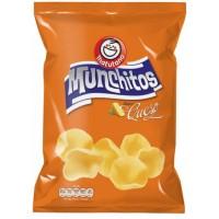 Matutano - Munchitos Chips Queso Käse Tüte 70g produziert auf Gran Canaria
