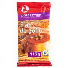Comeztier - Flan de Gofio Pudding 115g Tüte produziert auf Teneriffa