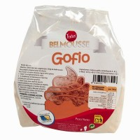 Trabei - Belmousse Gofio Nachspeise-Fertigmischung 500g Tüte produziert auf Gran Canaria
