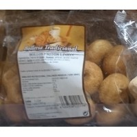 Bolleria Tradicional - Bollos Fritos Limon frittierte Teigbällchen mit Zitrone 200g produziert auf Gran Canaria