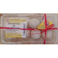 Dulceria Nublo - Bocaditos de Almendras 160g produziert auf Gran Canaria
