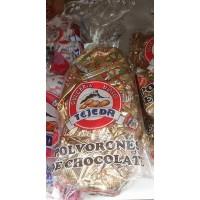 Dulceria Nublo - Polvorones de Almendra Schokoladen-Pulverkekse 450g produziert auf Gran Canaria