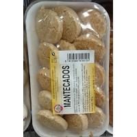 Dulceria Nublo - Mantecados Mandelkekse mit Anis 300g produziert auf Gran Canaria
