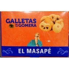El Masapè - Galletas de La Gomera Kekse 800g produziert auf La Gomera