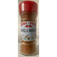 Pichu Pichu - Canella molida Zimt gemahlen 35g Streuerglas produziert auf Gran Canaria