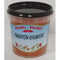 Pichu Pichu - Pimenton ahumado molido Paprikagewürz gemahlen geräuchert 80g Becher produziert auf Gran Canaria
