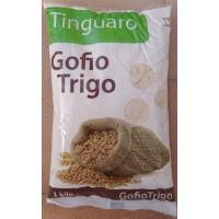 Tinguaro - Gofio de Trigo geröstetes Weizenmehl 1kg Tüte produziert auf Teneriffa