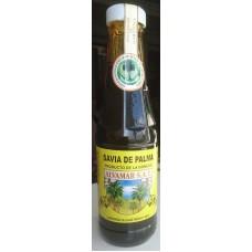 Alvamar S.A.T. - Miel de Palma Palmenhonig 305ml Flasche produziert auf La Gomera