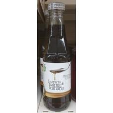 Cubaba - Extracto de Palma Savia de Palma Cocida Ecologico Bio-Palmhonig 305ml Flasche produziert auf La Gomera