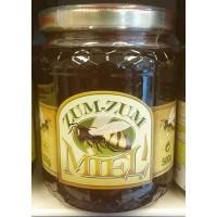 Zum-Zum Miel - Miel Bienenhonig Glas 500g produziert auf Teneriffa