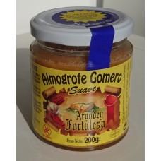 Argodey Fortaleza - Almogrote Gomero Suave - Kanarische Hartkäsepaste mild 200g produziert auf Teneriffa