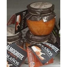 Bolanos - Almogrote Rojo kanarische Käsepaste würzig 90g Glas produziert auf Teneriffa (Kühlware)