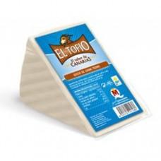 El Tofio - Queso de Cabra Curado Cuna 300g produziert auf Fuerteventura (Kühlware)