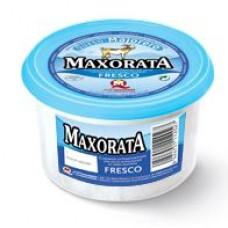 Maxorata - Queso de Cabra Fresco Ziegen-Frischkäse 410g Becher produziert auf Fuerteventura (Kühlware)