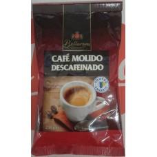 Bellarom - Cafe Molido Descafeinado Kaffee entkoffeiniert natürlich gemahlen 250g Tüte produziert auf Gran Canaria
