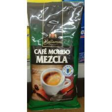 Bellarom - Cafe Molido Mezcla Röstkaffee gemischt gemahlen 500g Tüte produziert auf Gran Canaria