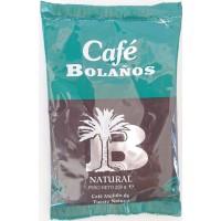Cafe Bolanos - Cafe Molido de Tueste Natural Röstkaffee gemahlen 250g Tüte produziert auf Gran Canaria