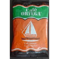 Cafe Ortega - Cafe Molido de Tueste Natural gemahlener Kaffee Tüte 250g produziert auf Gran Canaria