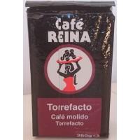 Cafe Reina - Cafe Torrefacto Molido Röstkaffee gemahlen 250g produziert auf Teneriffa