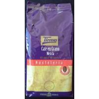 Tirma - Café en Grano Mezcla Hosteleria Bohnenkaffee geröstet Gastropackung 1kg produziert auf Gran Canaria