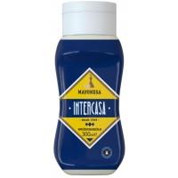 Intercasa - Mayonesa Mayonnaise Kopfstandflasche Plastik 300ml produziert auf Gran Canaria