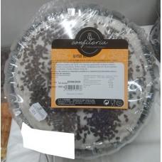confiteria - Queque Blanco Kuchen mit weißer Schokoladenglasur 1kg produziert auf Gran Canaria