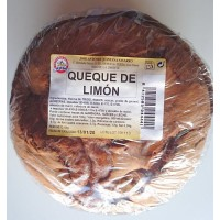 Dulceria Nublo - Queque de Limon Zitronenkuchen 700g produziert auf Gran Canaria