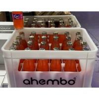 Clipper - Fresa Erdbeer-Limonade 24x 250ml Gastro-Glasflasche im Kasten inkl. Pfand produziert auf Gran Canaria