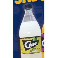 Clipper - Limon Zero Zitronen-Limonade zuckerfrei 1,5l PET-Flasche produziert auf Gran Canaria