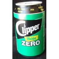 Clipper - Melon Zero Lemonada Melonen-Limonade zuckerfrei 330ml Dose produziert auf Gran Canaria
