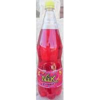 NIK - Fresa Lemonada Erdbeer-Limonade 1,25l PET-Flasche produziert auf Gran Canaria