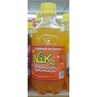 NIK - Naranja Lemonada Orangenlimonade 330ml PET-Flasche produziert auf Gran Canaria